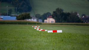 Landebahn in Kirchzarten