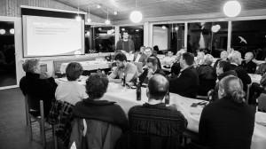Jahreshauptversammlung 2013 im Clubheim Kirchzarten