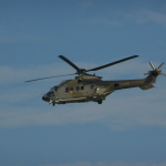 Auch Helikopter können fliegen