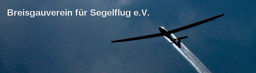 Breisgauverein für Segelflug