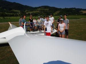 Gruppenbild in Kirchzarten
