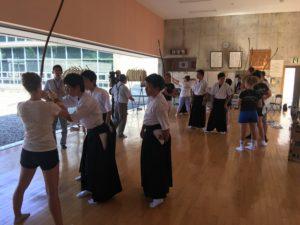 Das Japanische Bogenschiessen (Kyudo) ist schwerer als man vielleicht glaubt. Die richtige Technik ist entscheidend!