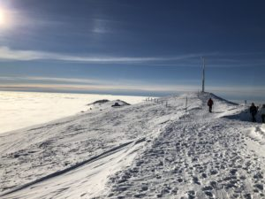 BVS Jurawanderung - Der Gipfel