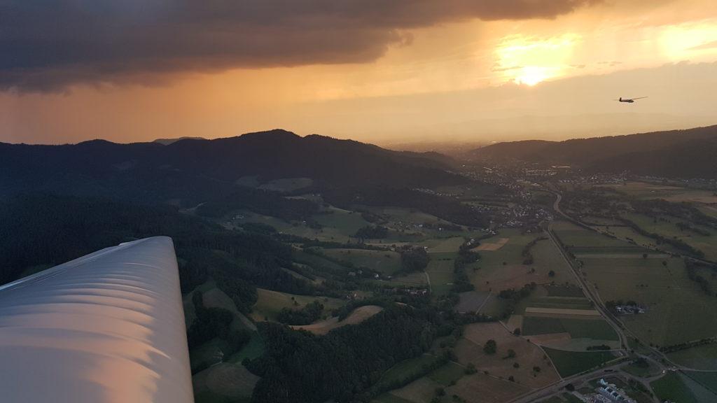 Sunset Kirchzarten